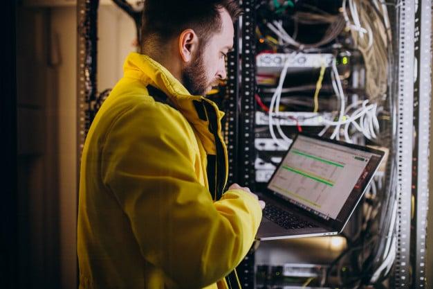 It Netzwerke IT-Support Mitarbeiter