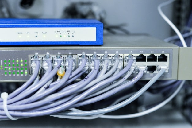 Netzwerke Server IT-Service Foto